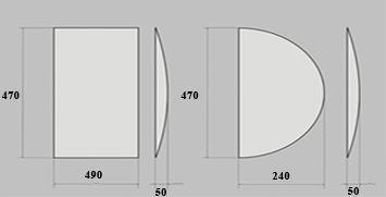 Elemente pentru reducerea vitezei la trecere pietoni - Elemente pentru reducerea vitezei la trecere pietoni